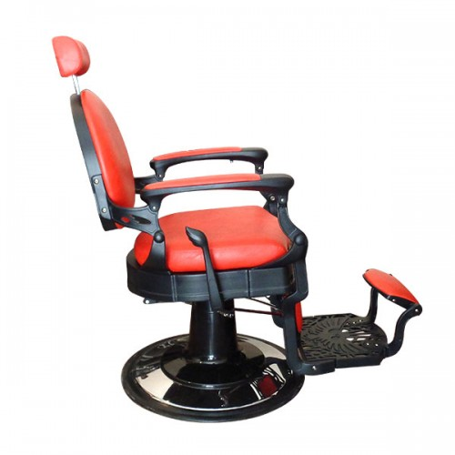 Луксозен бръснарски стол – Модел BO45