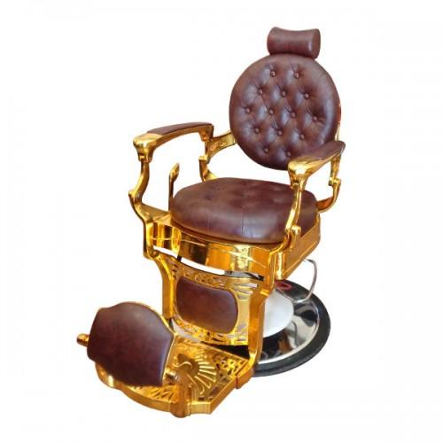 Висококачествен и стилен бръснарски стол - BO49