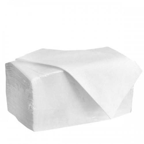 Фризьорски кърпи с  Аir-laid технология срещу накъсване - 100 бр.
