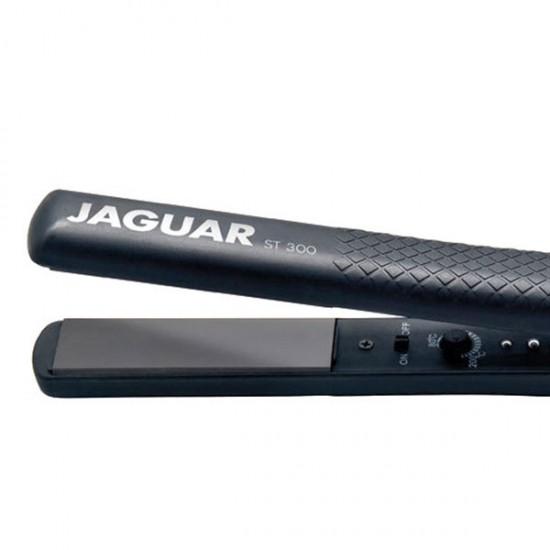 Преса за коса с керамични плочи - Jaguar ST300