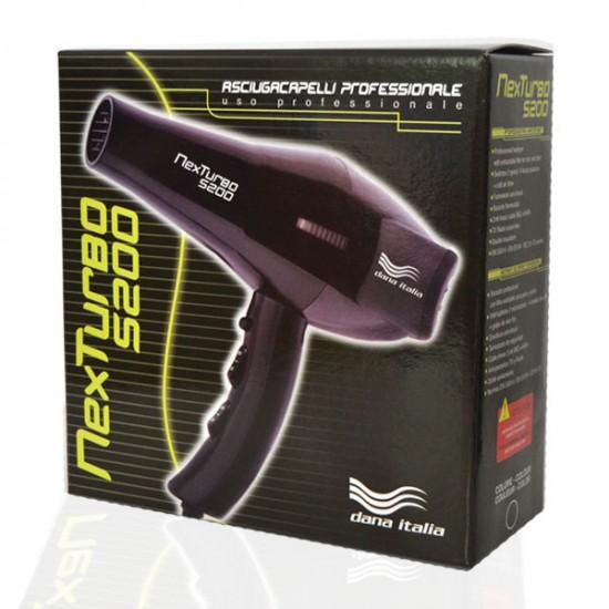 Сешоар за коса, 2000W - NexTurbо 5200 - Dana Italia