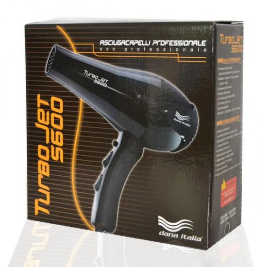 Сешоар за коса, 2000W - TurboJet 5600 - Dana Italia