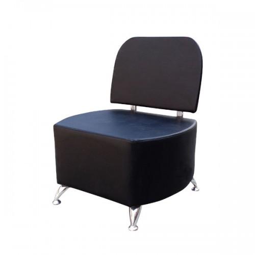Стол тип чакалня, черен - 736