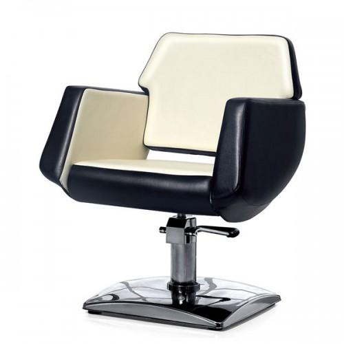 Фризьорски стол с луксозен дизайн - PA8100BW