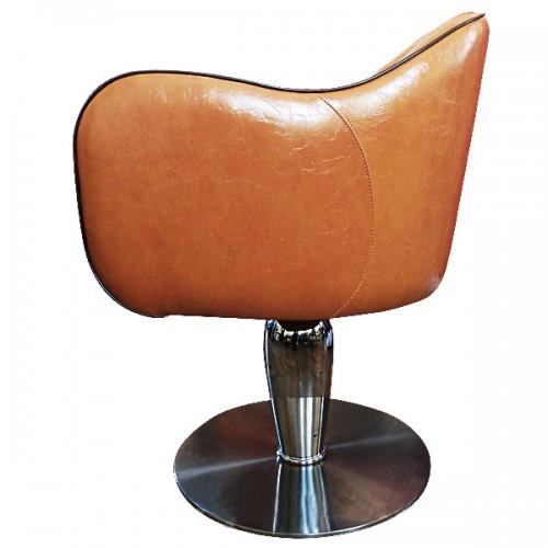 Професионален фризьорски стол – Златна охра – Модел A303