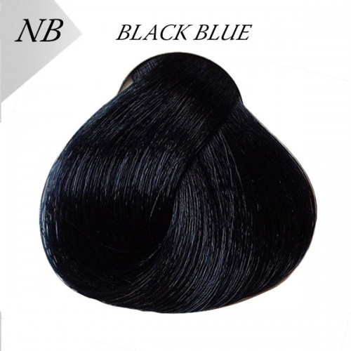Боя за коса Londessa № NB - BLACK BLUE