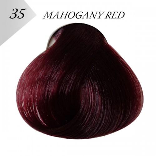 Боя за коса Londessa №35 - MAHOGANY RED