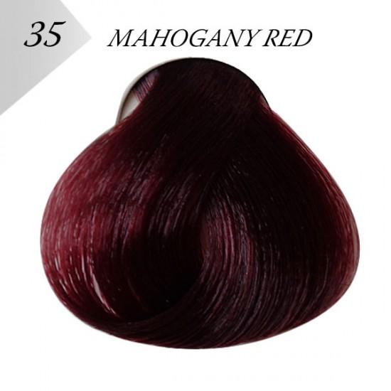 Боя за коса Londessa, №35 - MAHOGANY RED