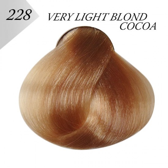 Боя за коса Londessa, №228 - VERY LIGHT BLOND COCOA