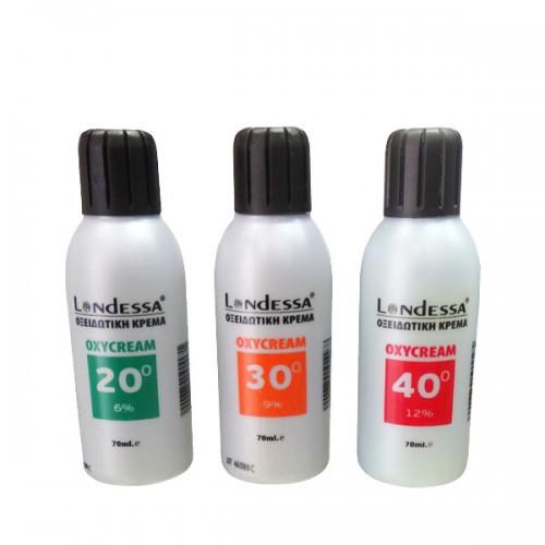 Оксикрем за изсветляване на косата преди боядисване - 70 мл.