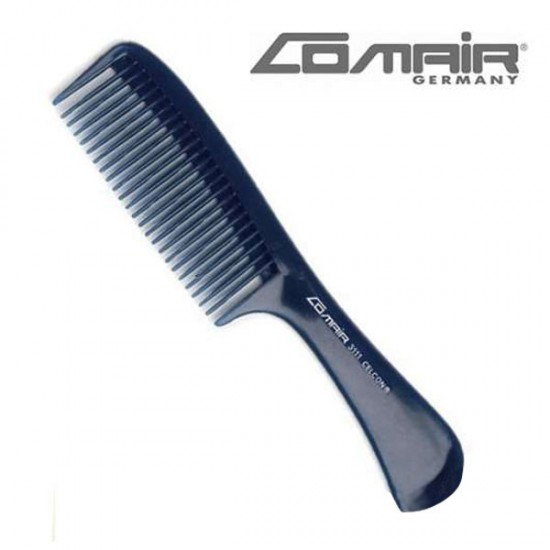 Гребен с дръжка за права и чуплива коса - Comair Celcon 3111