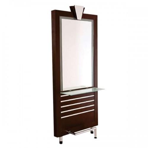 Елегантно фризьорско огледало модел М18