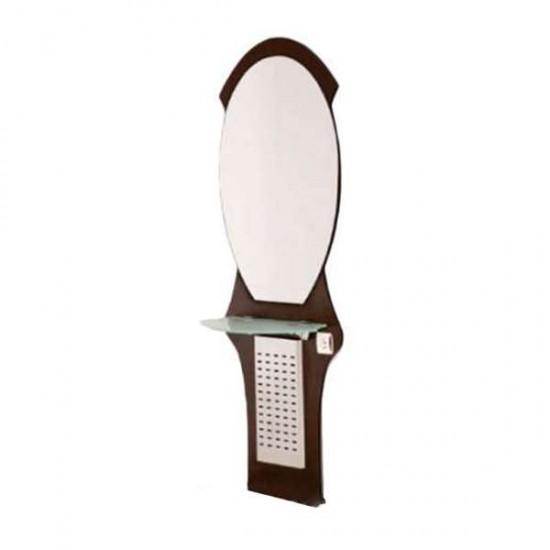 Фризьорско огледало, тъмнокафяво - 419