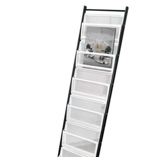 Метална етажерка за списания - модел 613