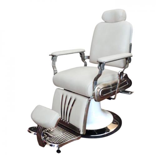 Професионален бръснарски стол със стилна визия - SA26