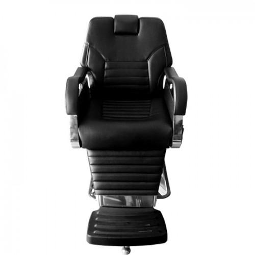 Бръснарски стол с изваждаща се възглавничка за глава модел N505