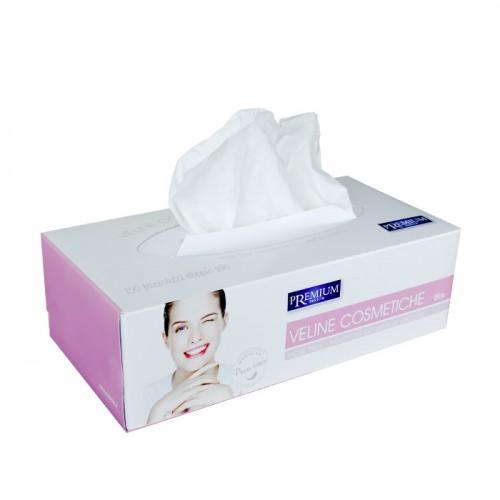Козметични кърпички за почистване от естествена тъкан Premium Textile