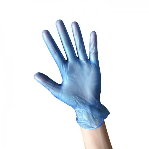 Hartmann сини еднократни ръкавици от нитрил, 100 броя