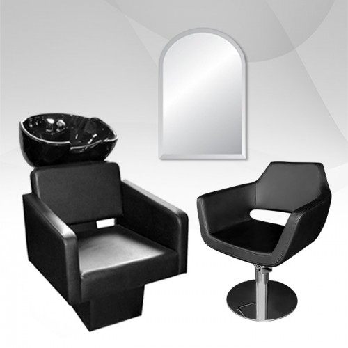 Комплект оборудване за фризьорски салон Basic