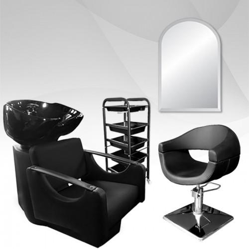 Пакет фризьорско оборудване от 4 продукта Prime
