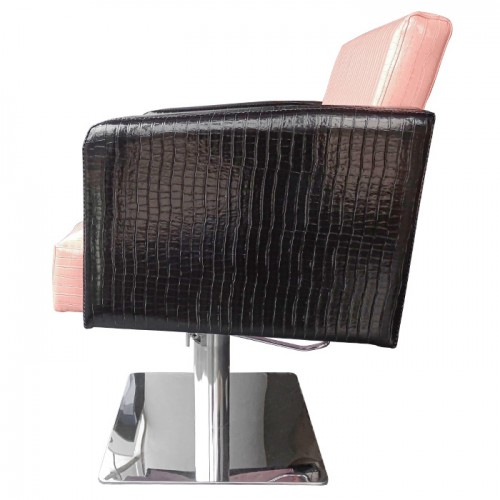 Елегантен фризьорски М90, Розово-черен