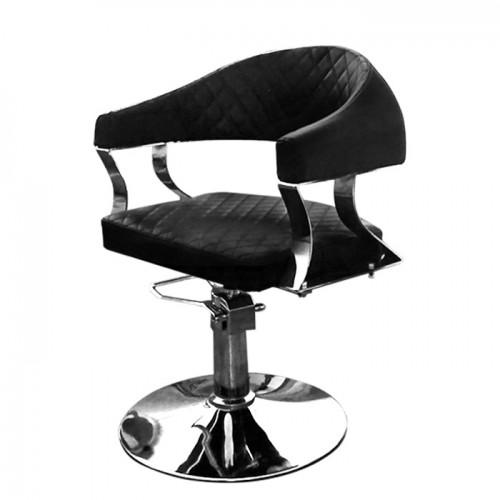 Фризьорски стол със солидна основа - Модел N608