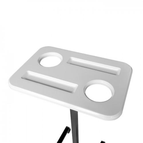 Фризьорска помощна количка за боядисване на колелца T007