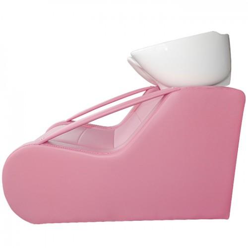 Качествена и елегантна измивна колона М708 - Розова