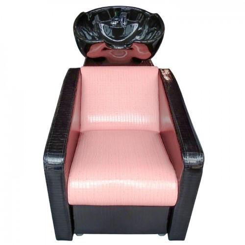 Елегантна измивна колона М9090, Розово-черна