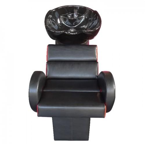 Измивна колона FO22, Черно-червен
