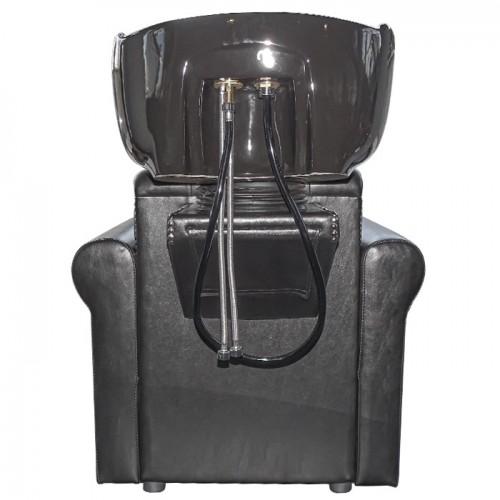 Елегантна измивна колона M315, Черна