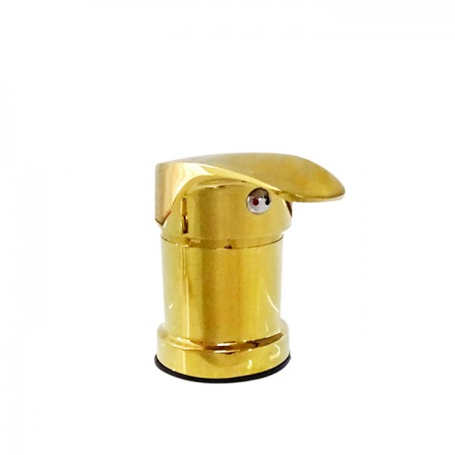 Златист смесител за измивна колона Модел F817