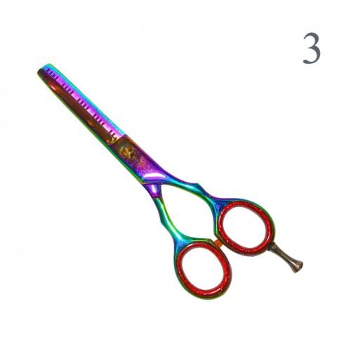 Професионални ножици за филиране Chameleon - различни модели