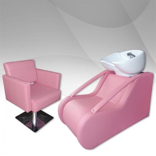 Фризьорски комплект Pink Start