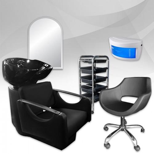 Фризьорски комплект EXTRA от 5 продукта