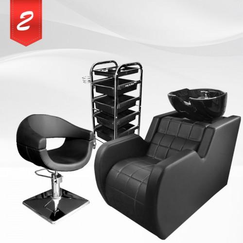 Комплект фризьорско оборудване в два варианта - LeonaR