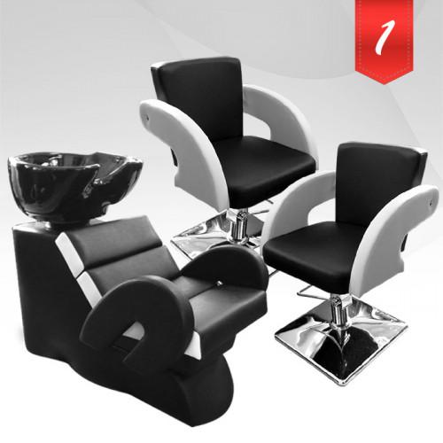 Фризьорски пакет професионално оборудване 2011