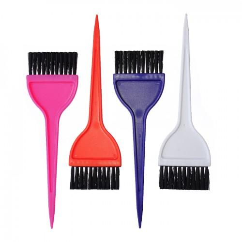 Широка четка за боядисване на коса