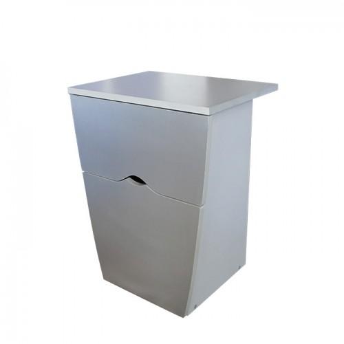 Фризьорски шкаф с нестандартен дизайн модел 405