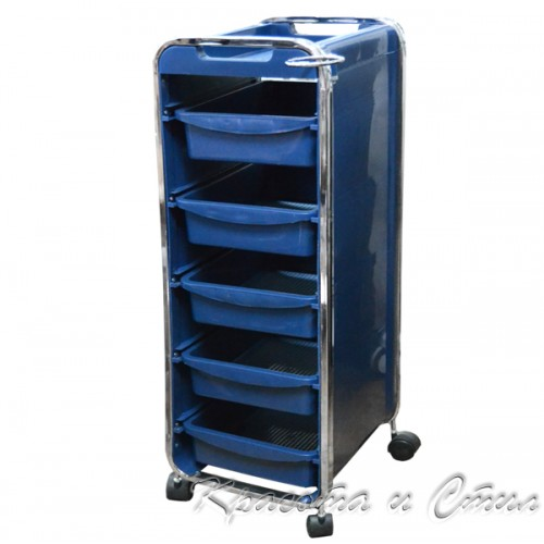 Фризьорска количка - два цвята - Модел CD106