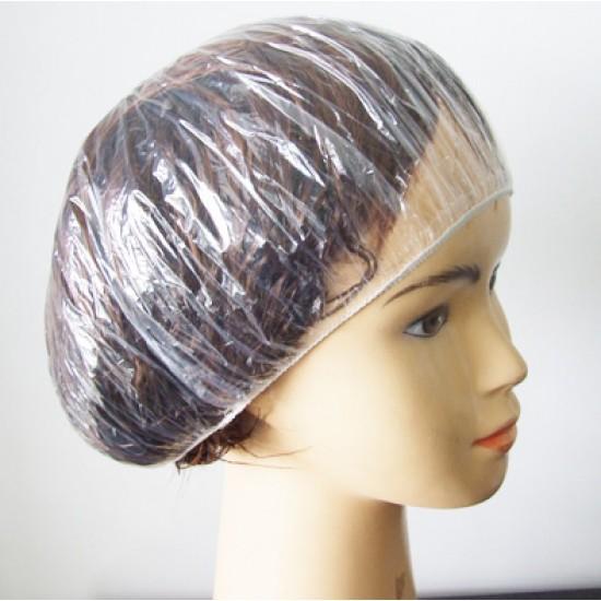 Фризьорска шапка от найлон с ластик